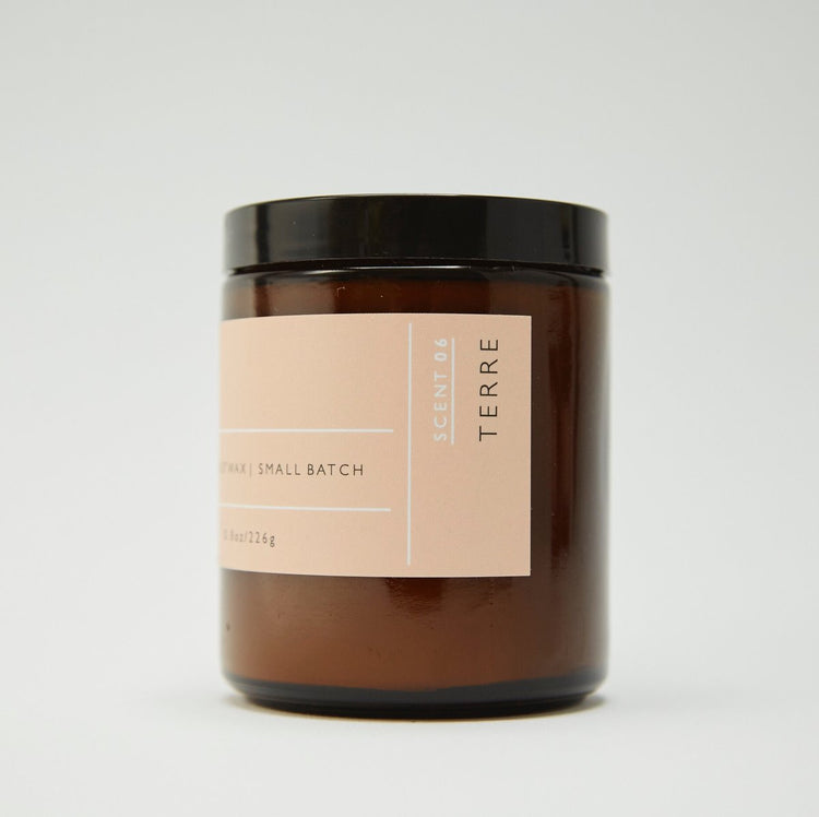 Terre Candle By ROEN