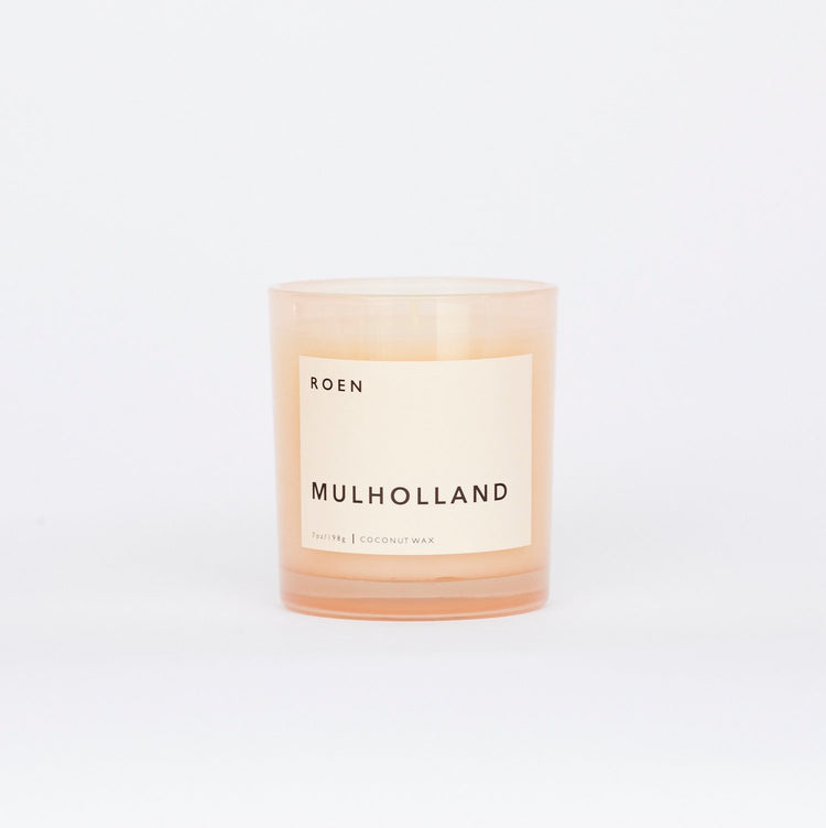Mulholland Candle By ROEN