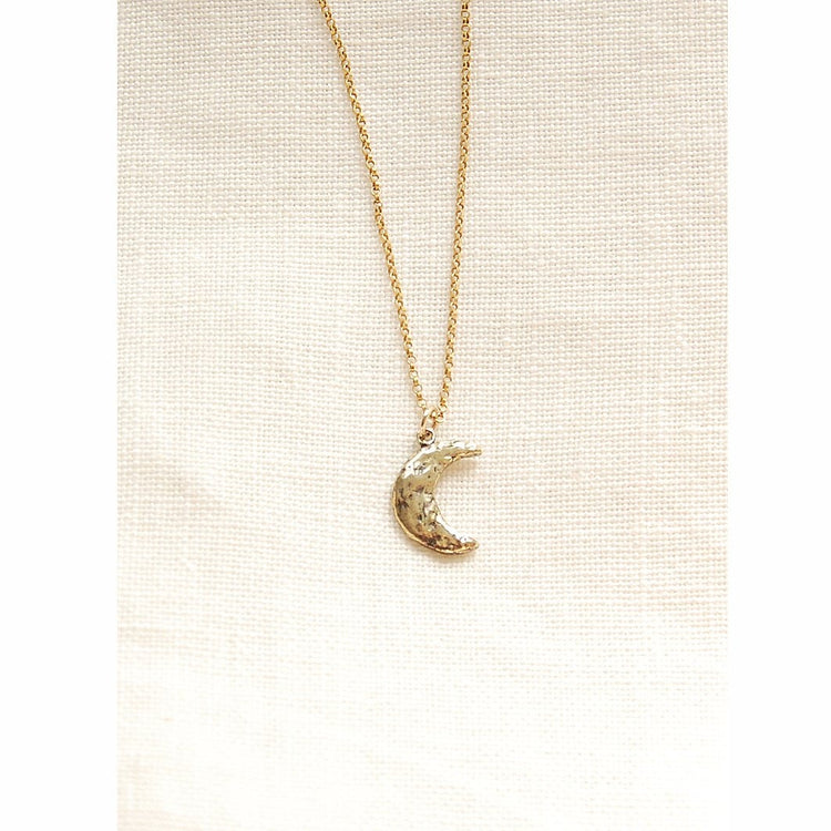 Lunar II Necklace By Hawkly