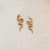 Serpent Earrings By Hawkly