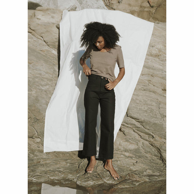Nico Pant in Black By  Harly Jae