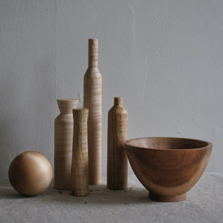 Sculpture Set With Bowl