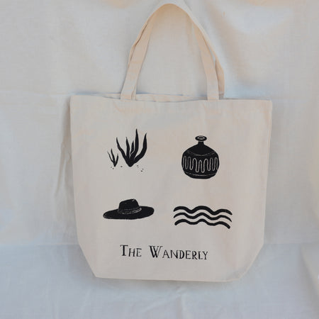 The Wandery Tote