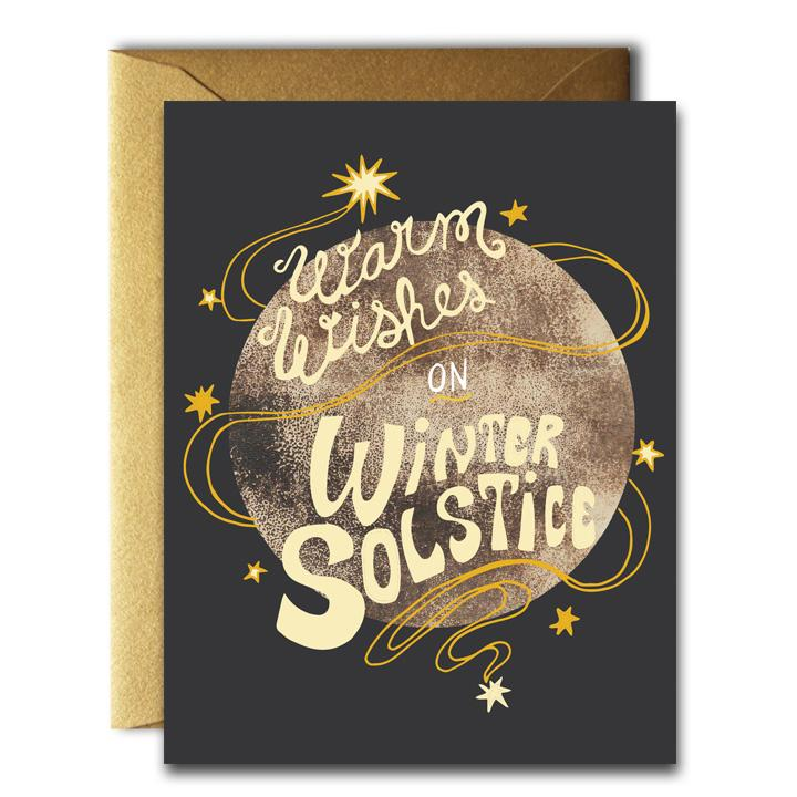 Warm Wishes on Winter Solstice