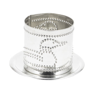 Tealight Tin Punched Shade Loon
