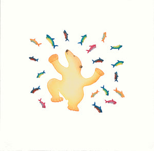 Cape Dorset Print Collection 2018