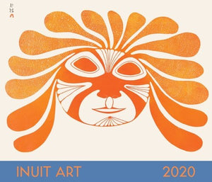 Inuit art Cape Dorset 2020 Calendar