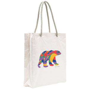 Dawn Oman Alpha Bear Eco-Bag