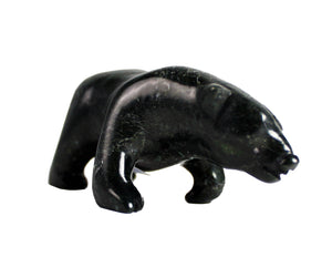 walking bear inuit art