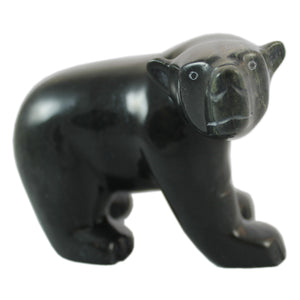 Bear by Paulossie Tunillie inuit art