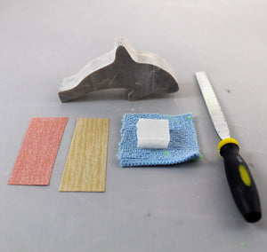 Orca SOAPSTONE CARVING KIT