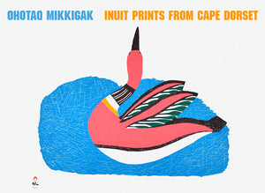 OHOTAQ MIKKIGAK: INUIT PRINTS: BOXED NOTECARD ASSORTMENT