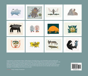 Inuit art Cape Dorset 2021 Calendar
