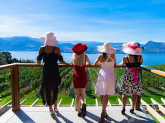 Wine tours from Summerland