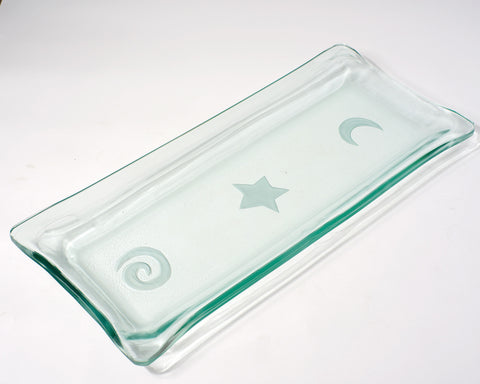 Etched Symbol Tray