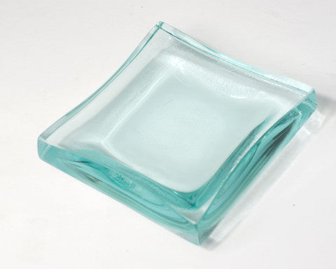 Clear Square Dish