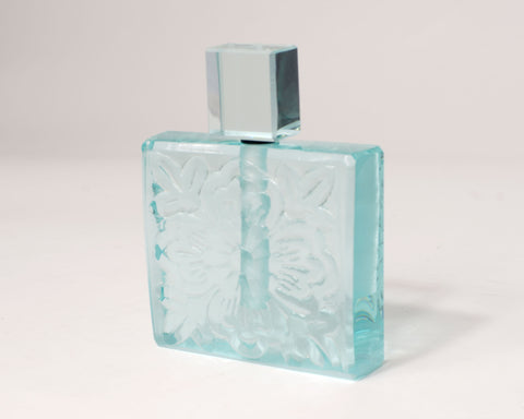 Clear Texture Perfume Bottle