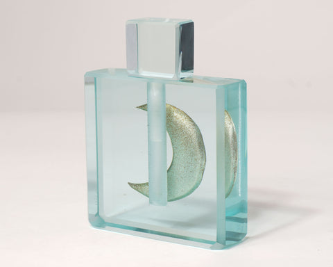 Silver Moon Perfume Bottle