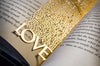 Golden Bookmarks