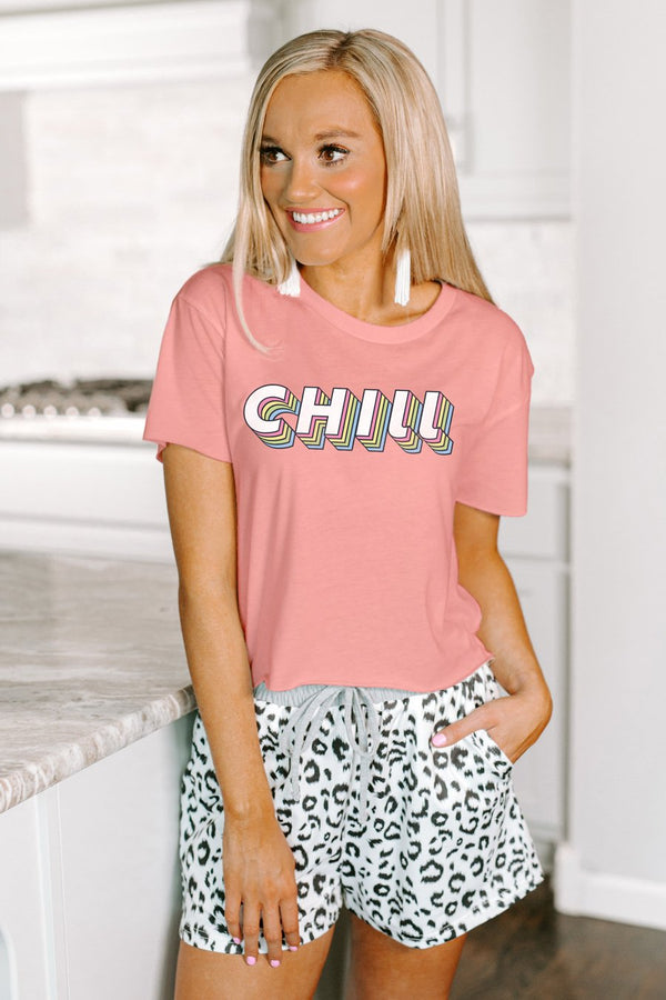"The ""Chill'"" Crop Top"