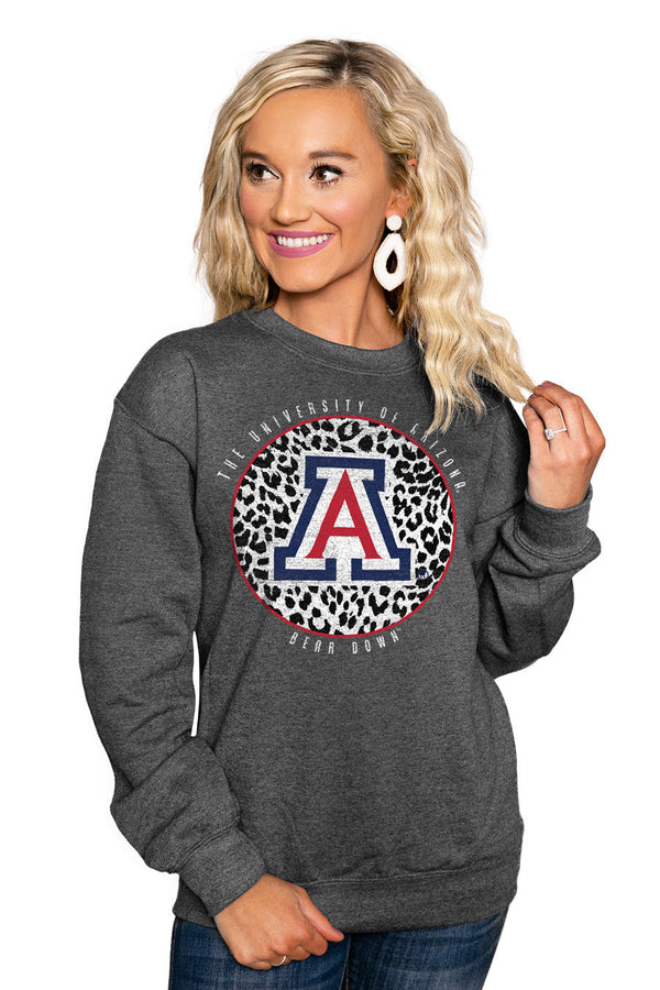 "ARIZONA WILDCATS ""CALL THE SHOTS"" Perfect Crew Sweatshirt"