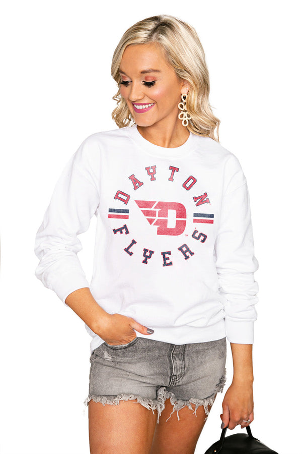 "DAYTON FLYERS ""VINTAGE DAYS"" Perfect Crew Sweatshirt"