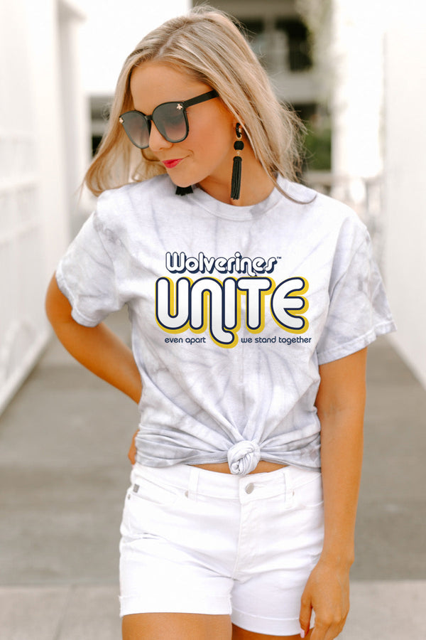 "Michigan Wolverines ""Stand United"" Top"