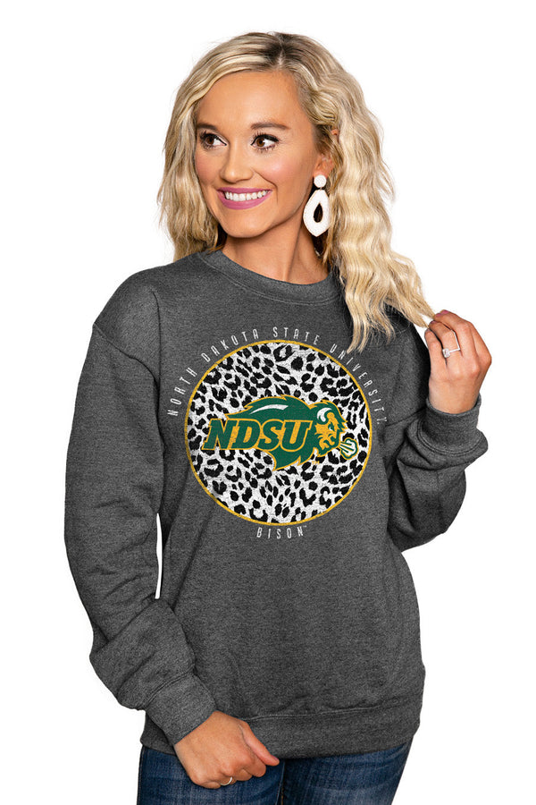 "NORTH DAKOTA STATE BISON ""CALL THE SHOTS"" Perfect Crew Sweatshirt"