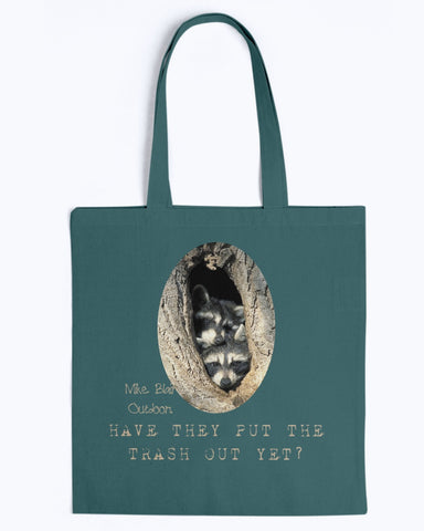 Curious Raccoons Tote