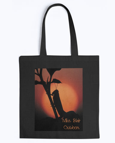 Sunset Grasshopper Tote