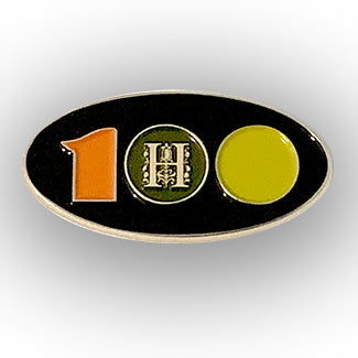 Huntington Library, Art Collection and Gardens 100th Anniversary Pin Designed by B. Berish