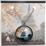 U.S. Capital Visitors Center Large Necklace