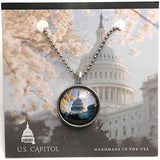 U.S. Capital Visitors Center Small Necklace