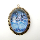 Sugar Plum Fairy Pendant Necklace For The Pennsylvania Ballet by B. Berish
