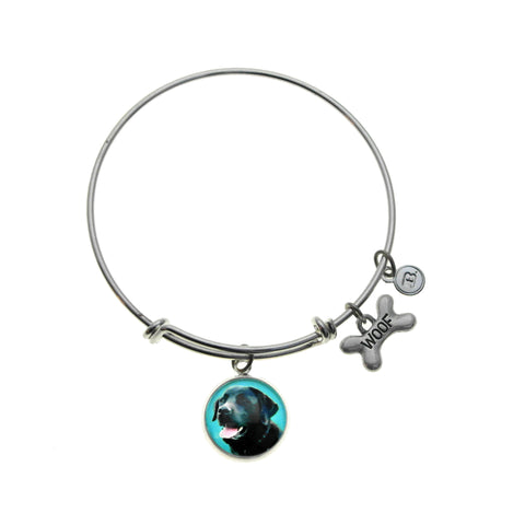Black Labrador Retriever Bracelet