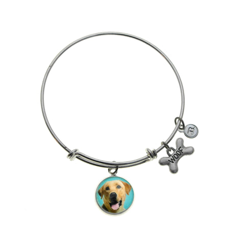 Yellow Labrador Retriever Bracelet