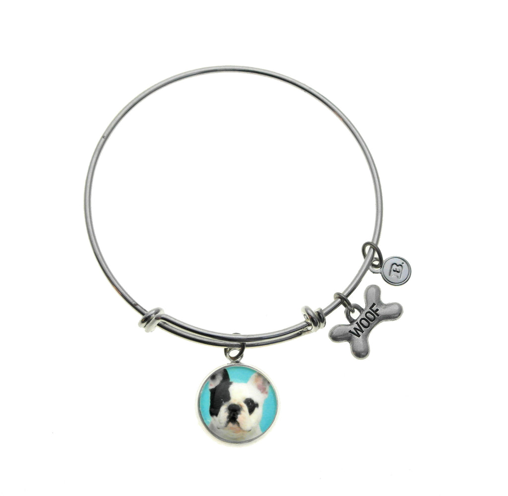 French Bull Dog Bracelet