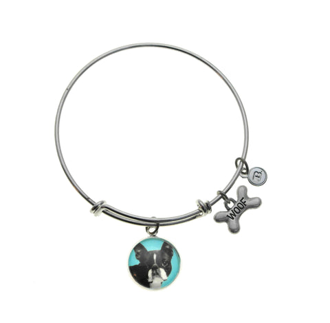 Boston Terrier Bracelet
