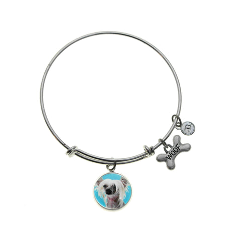 Chinese Crested Bracelet
