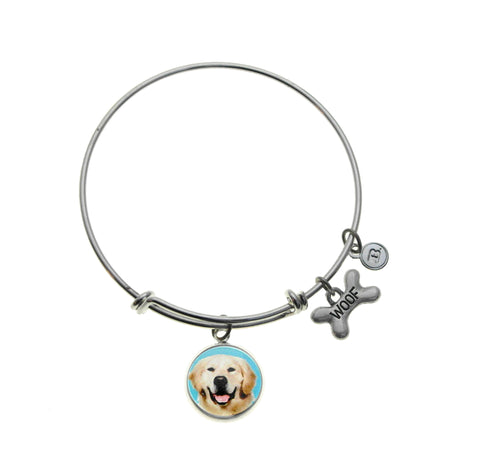 Golden Retriever Bracelet