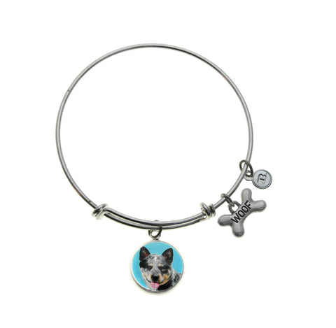 Australian Cattle Dog Bracelet