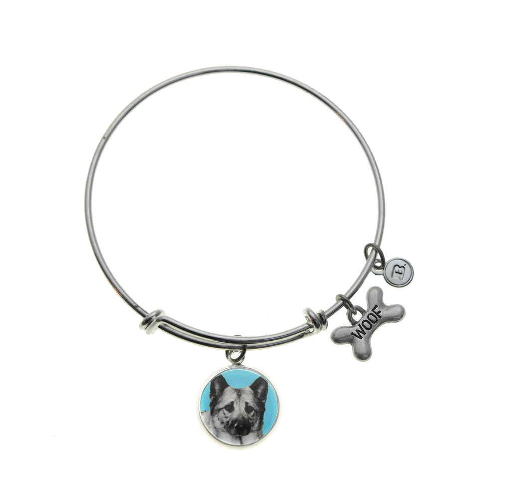 Norwegian Elkhound Bracelet