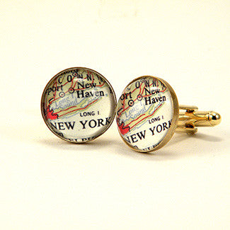 New York Deluxe Cuff Links