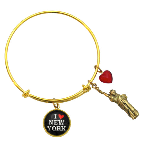 A Love Heart for New York Bracelet