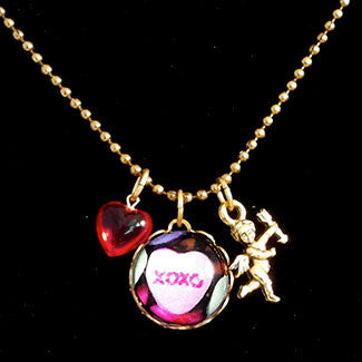 Sweet as Candy Sweet Tart Charm Necklace