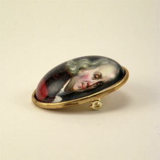 Ben Franklin Brooch