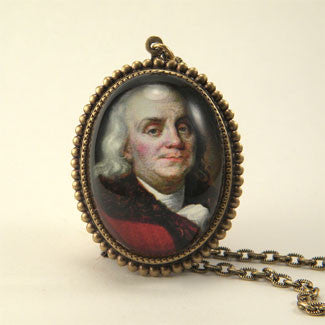 Ben Franklin Necklace
