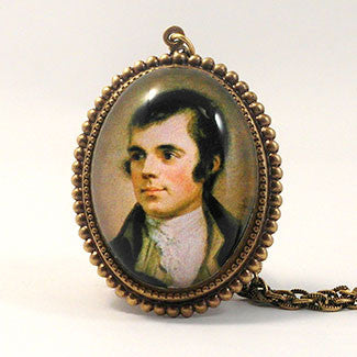 Robert Burns Deluxe Necklace