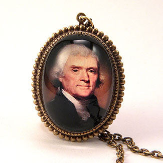 Thomas Jefferson Founding Father Jewely