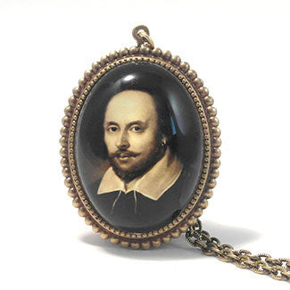 William Shakespear Deluxe Necklace